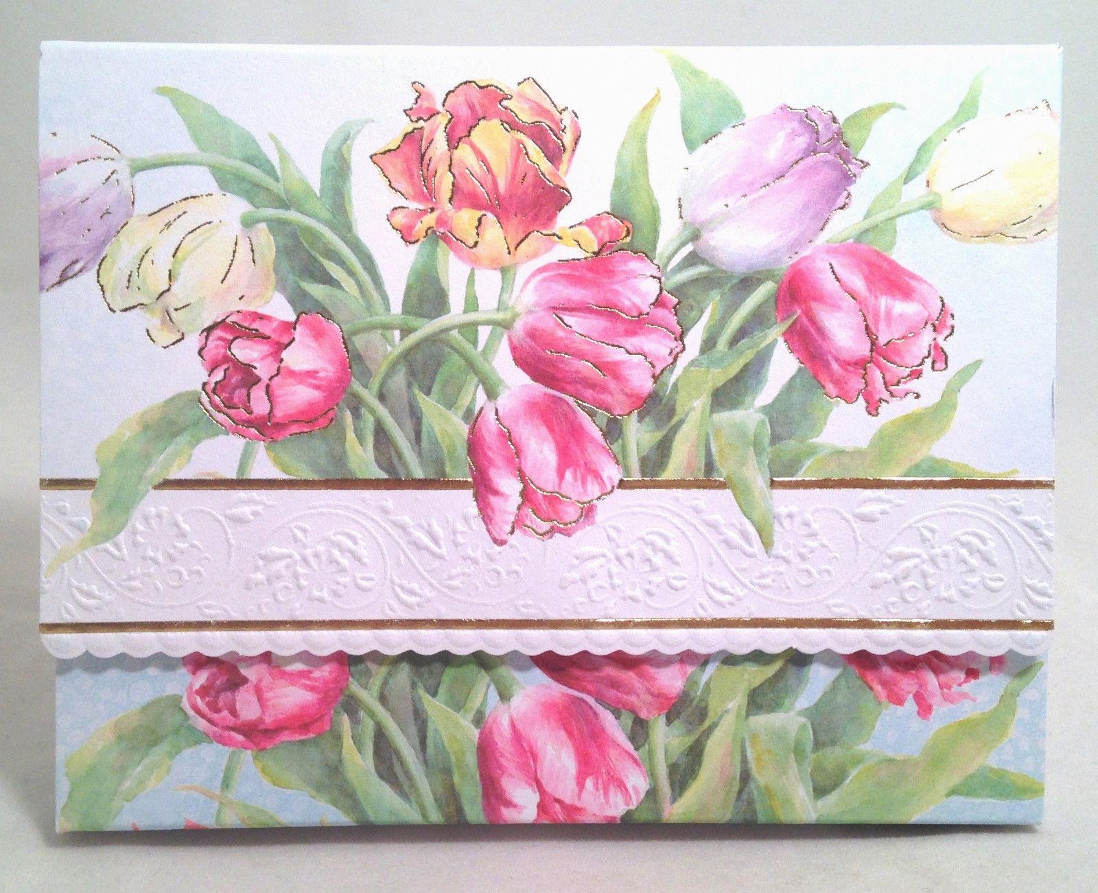 Carol Wilson Tulips